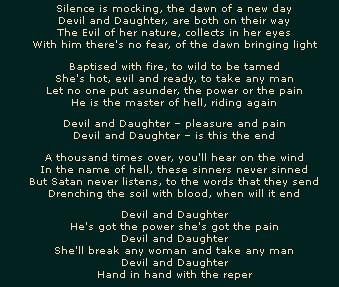 Devil And Daughter