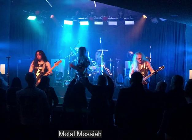 Metal Messiah VII