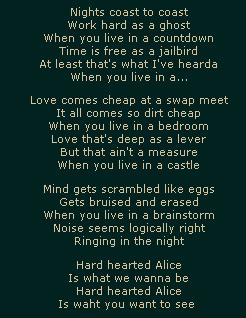 Heard Hearted Alice