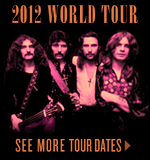 Black Sabbath 2012 World Tour