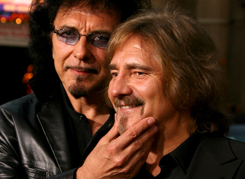 Black Sabbath!