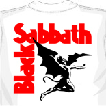 Купить футболку Black Sabbath!